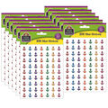 Teacher Created Resources Anchors Mini Stickers 12 Packs