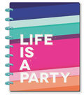 The Happy Planner Happy Notes Classic Notebook-Life of the Party