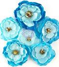 Prima Marketing St. Tropez 6 pk Flowers-Meredith
