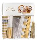 My Minds Eye Paper Goods Fancy Party Fans