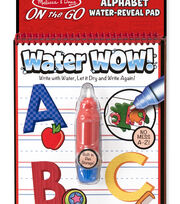 Melissa & Doug On The Go Water Wow!-Alphabet, , hi-res