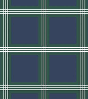 Camp Ann 60''x60'' Lake Tablecloth-Plaid