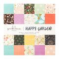 DCWV 12\u0022x12\u0022 Happy Garden Stack