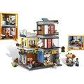 LEGO Creator 3in1 31097 Townhouse Pet Shop and Café