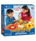 Pretend & Play Rise & Shine Breakfast Set