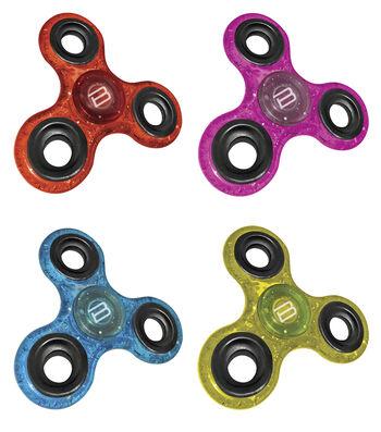 Glitter Fidget Spinner-Assorted Colors