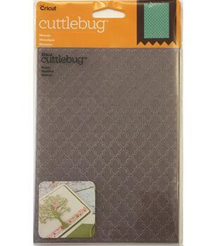 Cricut Cuttlebug Mosaic 5x7 Embossing Folder