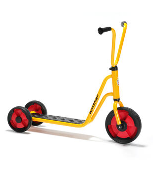 Winther Viking 3-wheels Scooter-Yellow