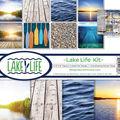 Reminisce Collection Kit 12\u0022X12\u0022-Lake Life