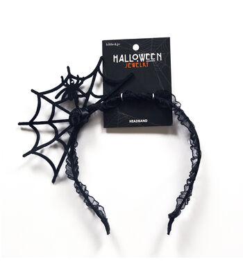 hildi & jo Halloween Spider Headband