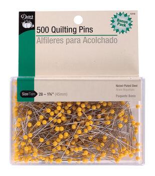 Quilt Pins 500 Ct