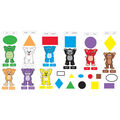 Colors & Shapes (EN/SP) Bulletin Board Set, 2 Sets