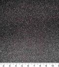 Holiday Shine Stretch Satin Fabric 58\u0022-Black