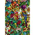 Peel & Stick 2pk Window Film-Spring Chapel