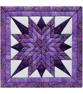 Starburst Quilt Magic Kit-12\u0022X12\u0022