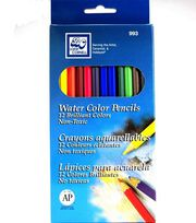 Loew-Cornell Watercolor Pencils 12Pk, , hi-res