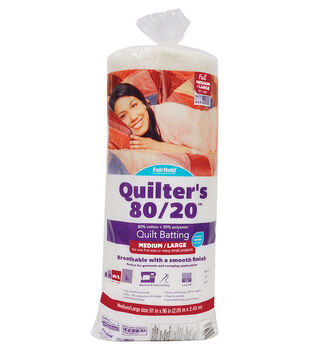 """Fairfield Quilters 80/20-Full Size 81"""" x 96"""""""