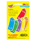 Crayons Mini Accents Variety Pack, 36 Per Pack, 6 Packs