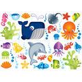 Komar Under The Sea Stickarounds, 36 Piece Set