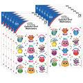 Carson Dellosa Colorful Owl Motivators 12 Packs