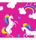 Printed Duck Tape Br& Duct Tape 1.88 in. x 10 yd.-Unicorn