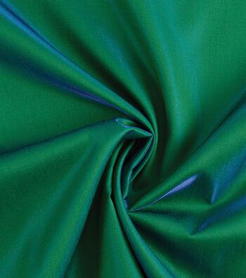 Yaya Han Cosplay Dual Fantasy Dupioni Fabric 54''-Emerald