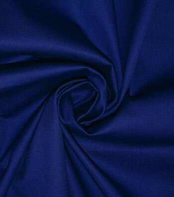 Sportswear Apparel Stretch Twill Fabric 57''-Navy Solid