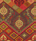 Waverly Lightweight Decor Fabric 54\u0022-Ute Mountain/Adobe