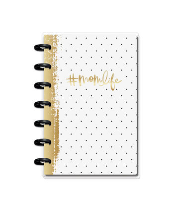 The Happy Planner Girl Mini 12 Month Planner-Super Mom