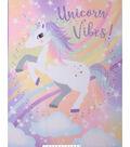No Sew Fleece Throw 48\u0027\u0027x60\u0027\u0027-Unicorn Vibes