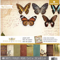 Paper House Field Study Pack of 48 12\u0027\u0027x12\u0027\u0027 Paper Pad