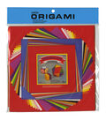 Origami Paper Set Assorted Sizes 60/Pkg-Solid Colors