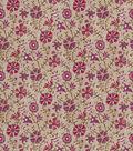 Eaton Square Multi-Purpose Decor Fabric 54\u0022-Sprague/Mulberry