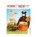 Mccall Pattern K4007 One Size O-Kwik Sew Pattern