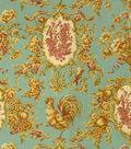 Home Decor 8\u0022x8\u0022 Fabric Swatch-Waverly Rendezvous Robin\u0027s Egg