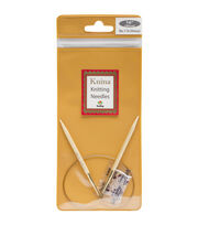 Tulip Needle Company Knina Knitting Needles 16'' Size 8, , hi-res