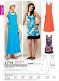 Kwik Sew Misses Dress-K3703