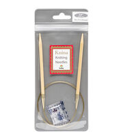 Tulip Needle Company Knina Knitting Needles 24'' Size 9, , hi-res