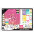 The Happy Planner Classic Undated Box Kit - Budget