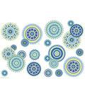 Eureka Two-Sided Deco Kits-Blue Harmony 2 Sided Deco Kits