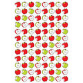 Tasty Apples superShapes Stickers 800 Per Pack, 12 Packs