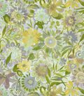 Home Decor 8\u0022x8\u0022 Fabric Swatch-Waverly Fiore Di Acqua Vapor