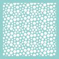 Bubbles -template 12x12