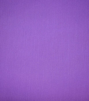 Fast Fashion Crinkle Polyester Fabric