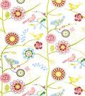 Home Decor 8\u0022x8\u0022 Fabric Swatch-Print Fabric Eaton Square Draw  Parfait