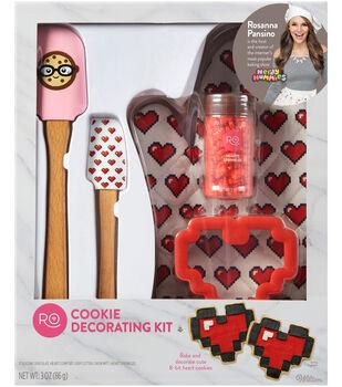Wilton Rosanna Pansino Cookie Decorating Kit