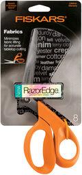 Fiskars RazorEdge Tabletop Fabric Shears 8\u0022
