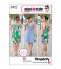 Simplicity Pattern 8123 Misses\u0027 & Plus Size Mimi G Style Dresses