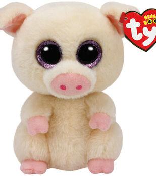 TY Beanie Boo Pig-Piggley