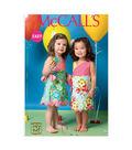 McCall\u0027s Children\u0027s Dress-M7143